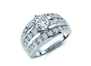ideal cut white diamond engagement rings fullerton ca - Country Wedding Rings